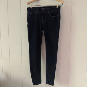 Rue21 Midrise Dark Wash Jeggings Size 2R